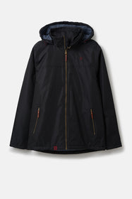 Harbour Coat - Black