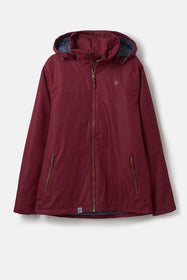 Harbour Coat - Bordeaux