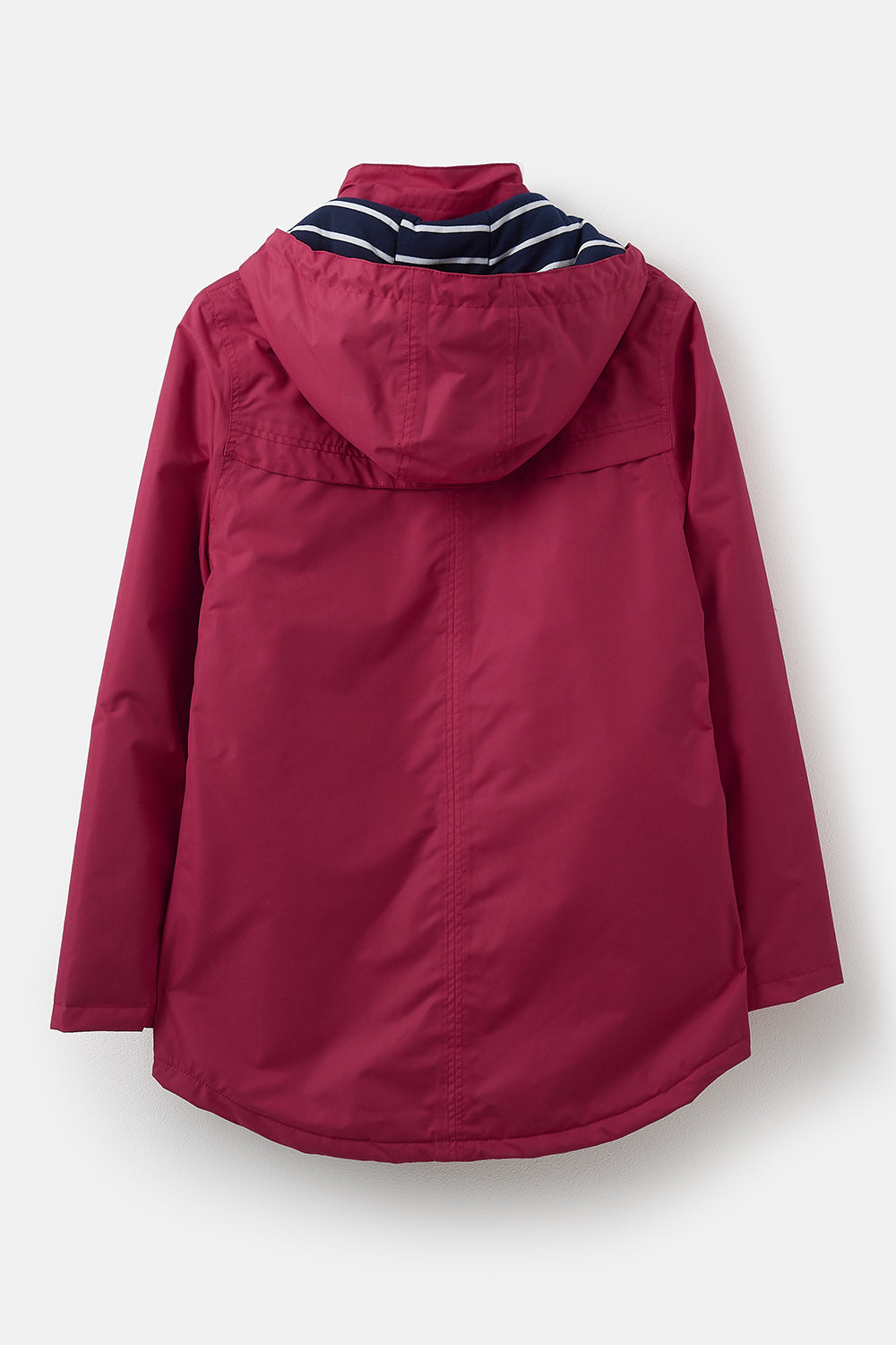 Lighthouse Iona Womens Warm Waterproof Raincoat - Red
