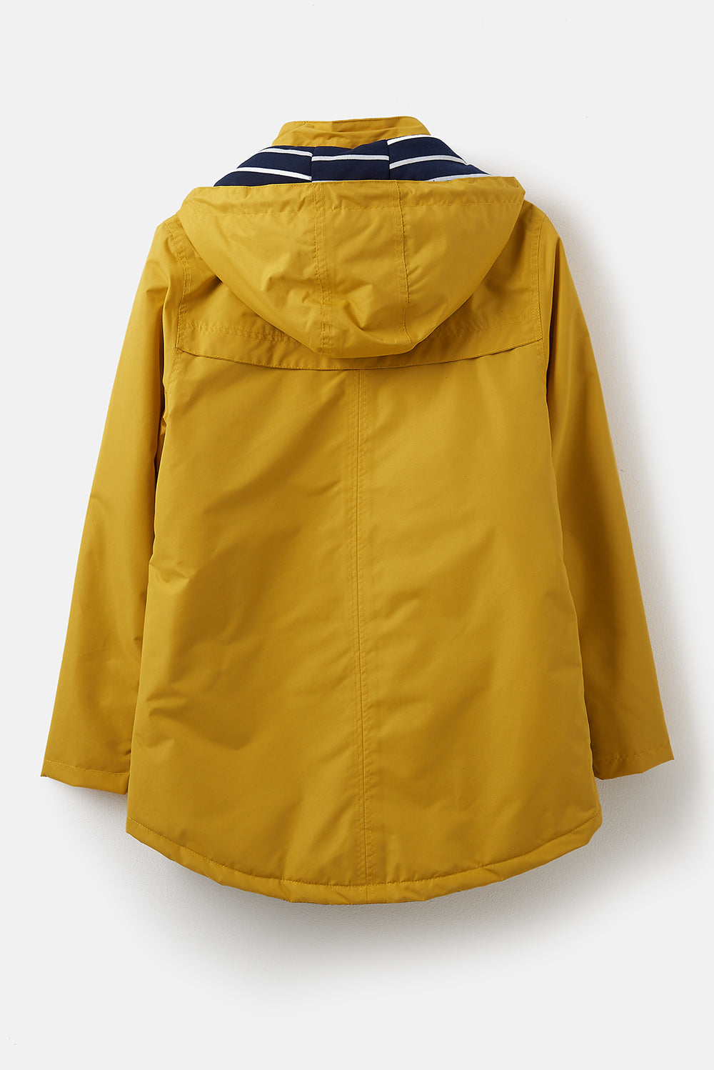 Lighthouse Iona Womens Warm Waterproof Raincoat - Yellow
