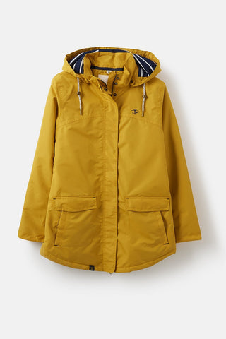 Women's Padded Raincoats