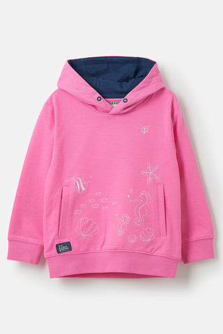 Girl's Hoodies & Sweatshirts