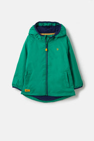 Lucas Coat - Pea Green
