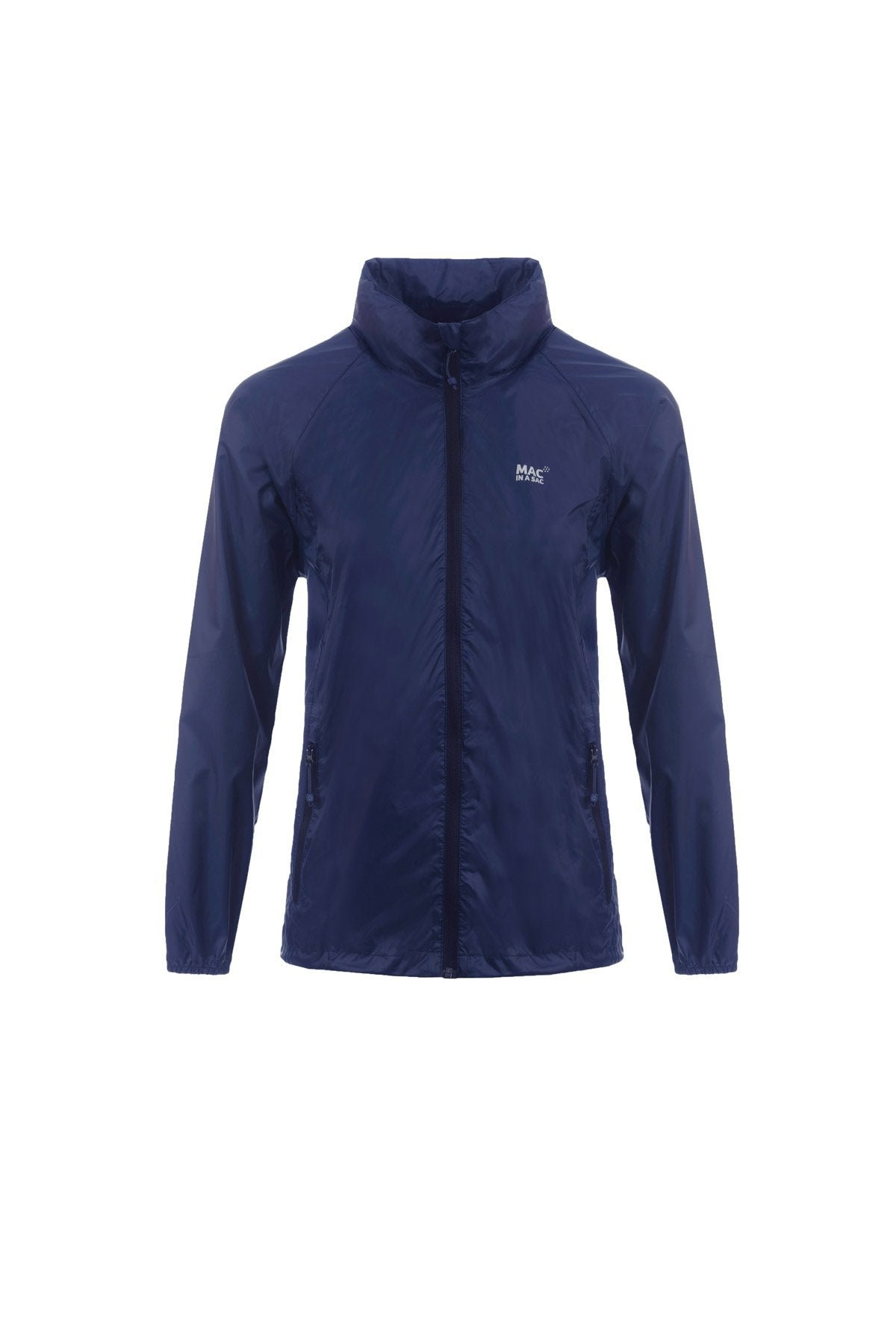 Packable Waterproof jacket - Navy
