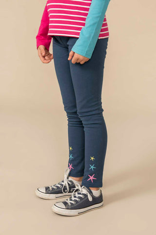 Girl's Leggings & Cord Trousers