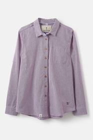 Ocean Shirt - Grape Chambray
