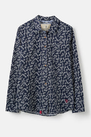 Ocean Shirt - Night Sky Floral