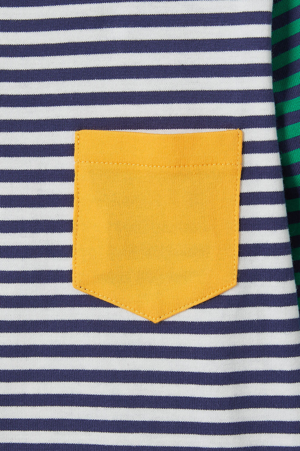 Oliver Top - Striped, Boy's Long Sleeve Top | Lighthouse