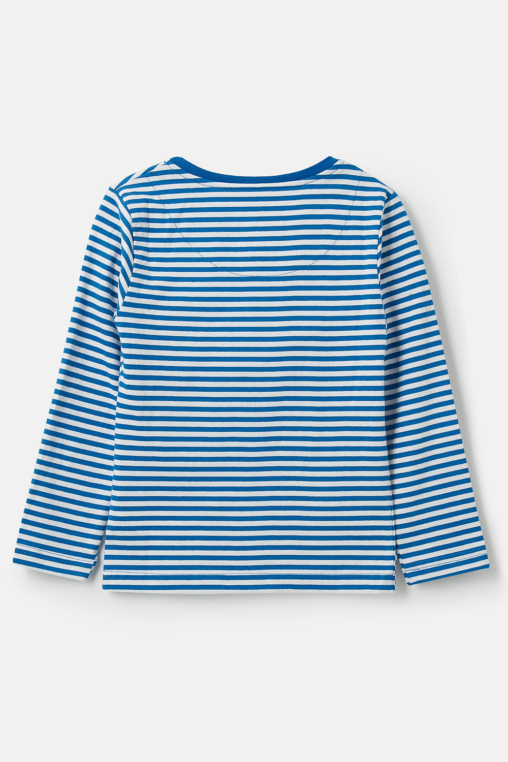 Boy's Tops - Oliver - Blue Striped Top