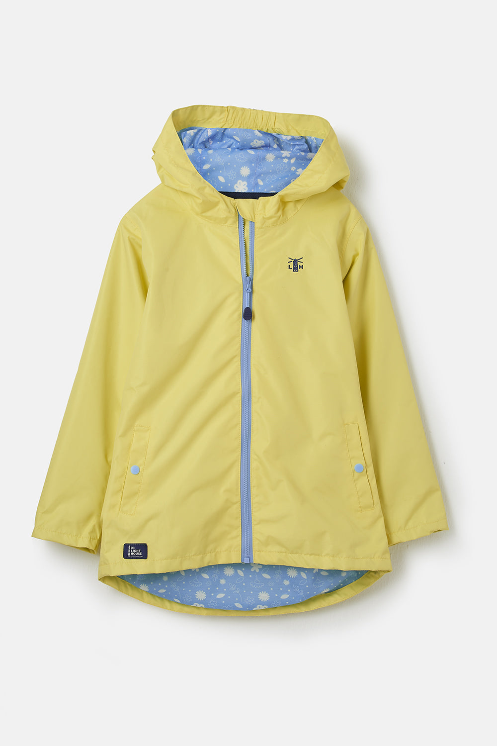 Olivia Jacket - Lemon