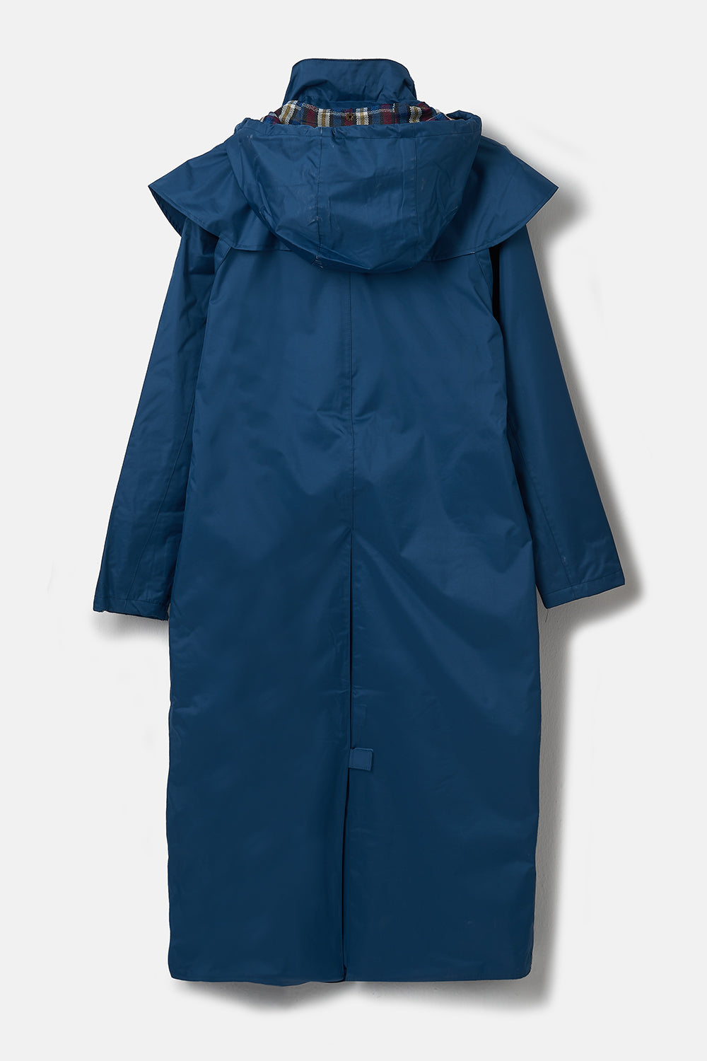 Lighthouse Outback Coat -Full Length Womens Raincoat - Deep Sea