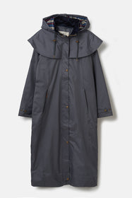 Outback Full Length Waterproof Raincoat - Urban Grey