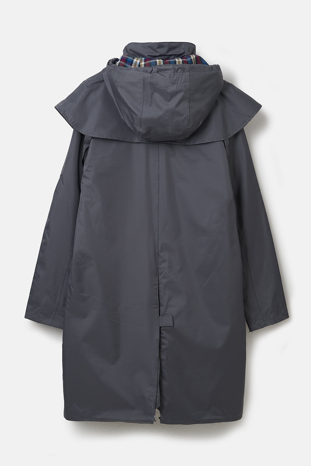 Outrider 3/4 Length Waterproof Raincoat - Urban Grey