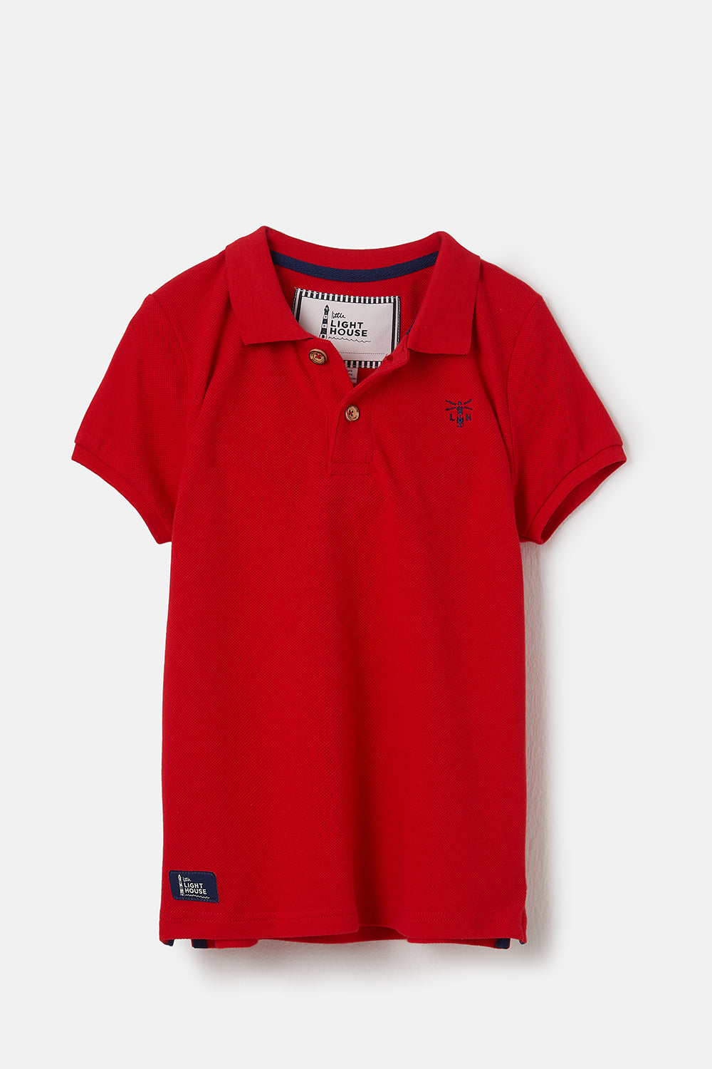 Pier Short Sleeve - Pillar Box