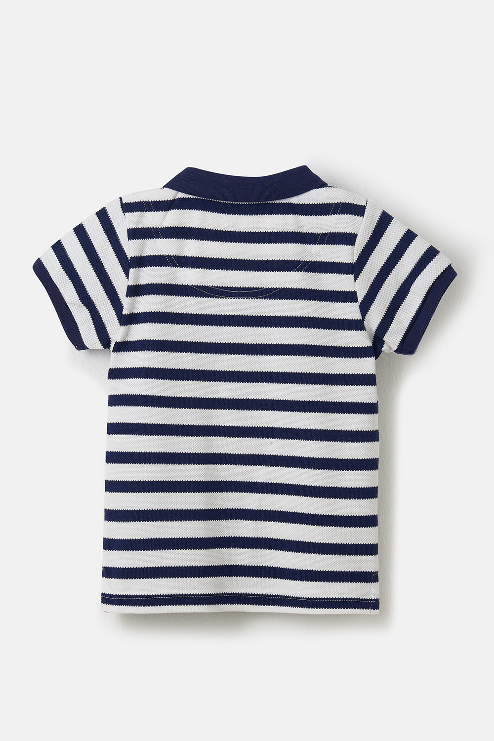 Pier Short Sleeve - Eclipse Stripe