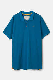 Pier Polo Shirt - Petrol