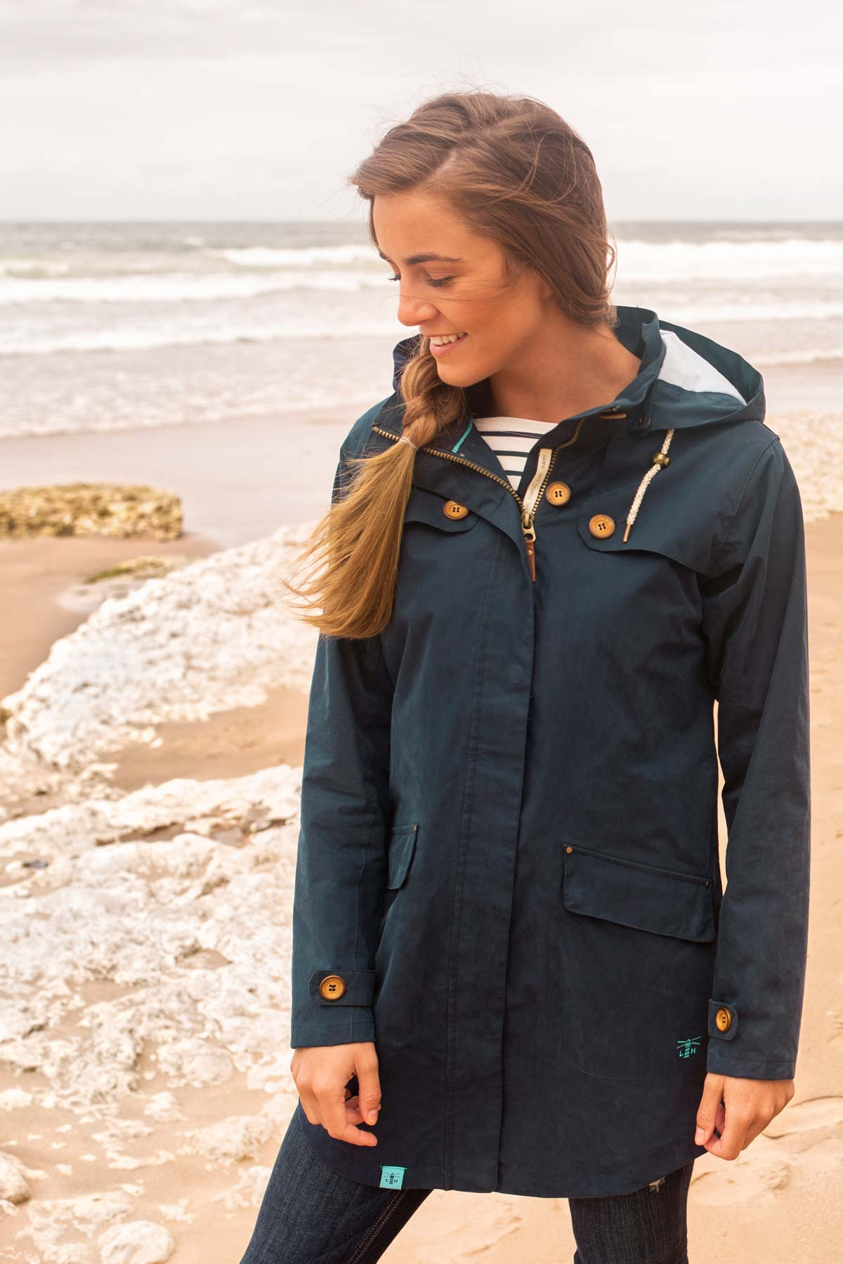 Rathlin Jacket - Navy - Lifestyle