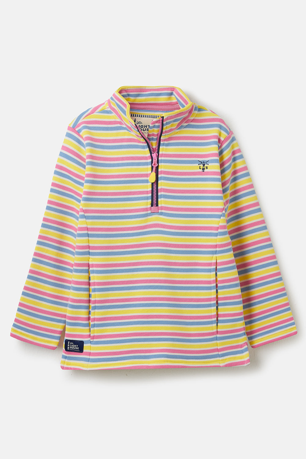 Robyn Sweatshirt - Multi Stripe
