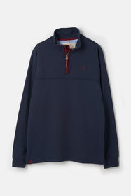 Seafarer Sweater - Navy Solid