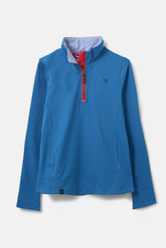 Shore Sweatshirt - Blue Sail Marl