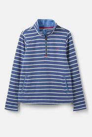 Shore Sweatshirt - Blue Stripe