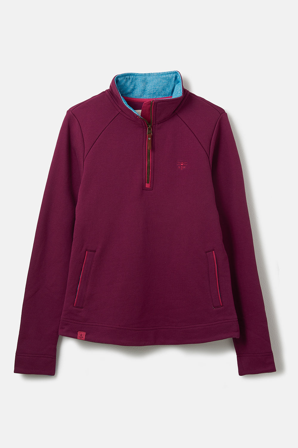 Shore Sweatshirt - Plum