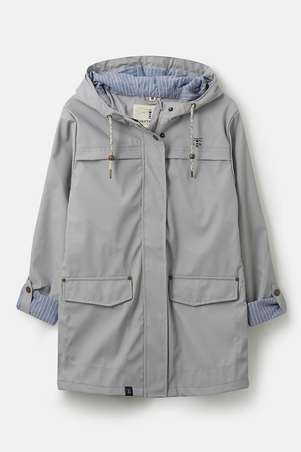Short Bowline Jacket - Harbour Mist