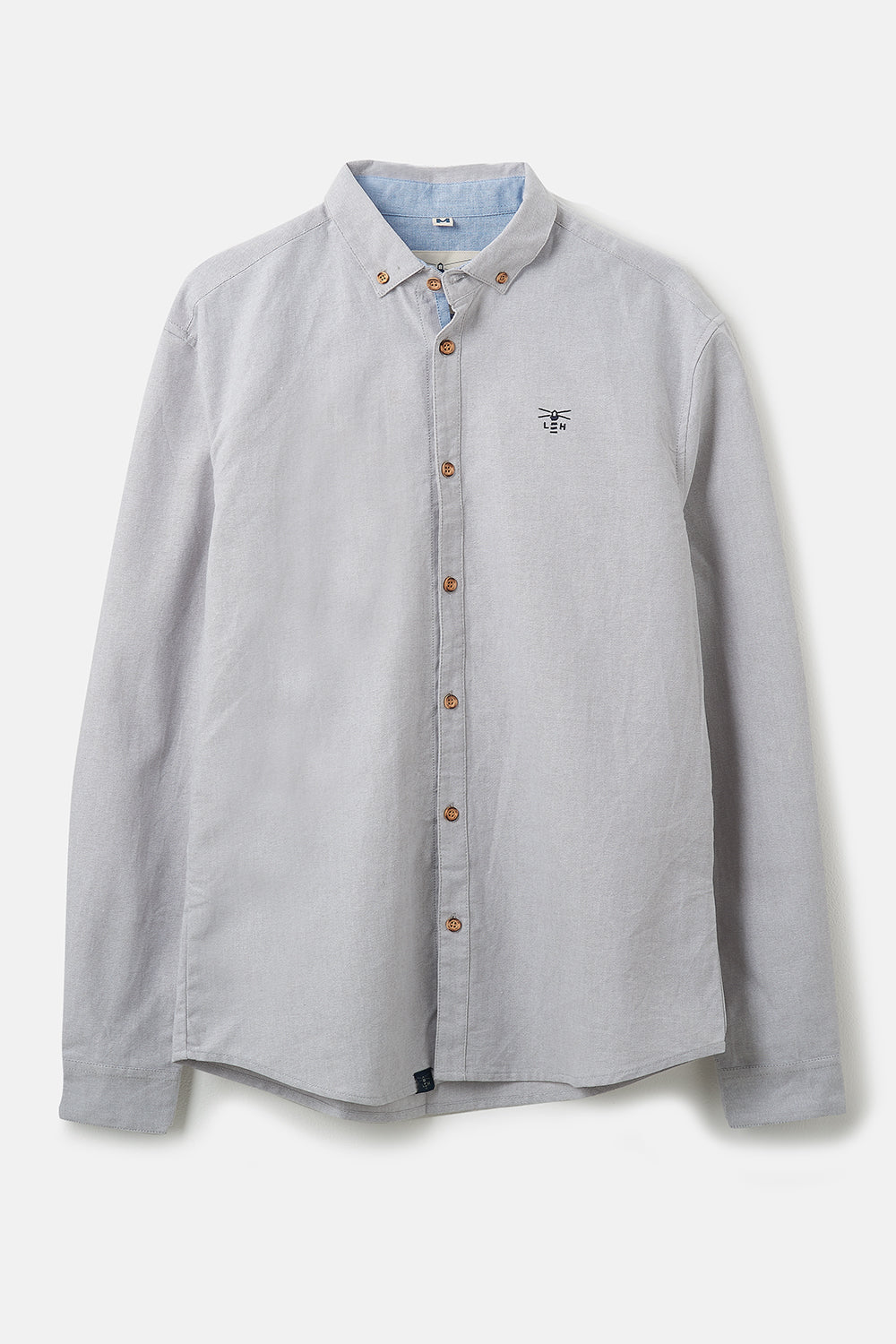 Tide Shirt - Grey Taupe
