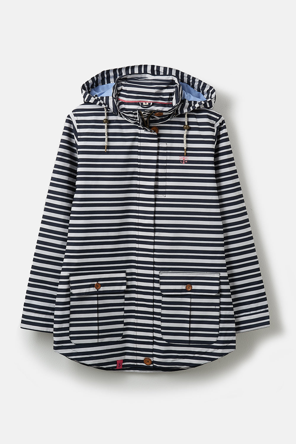 Tori Jacket - Night Sky Stripe
