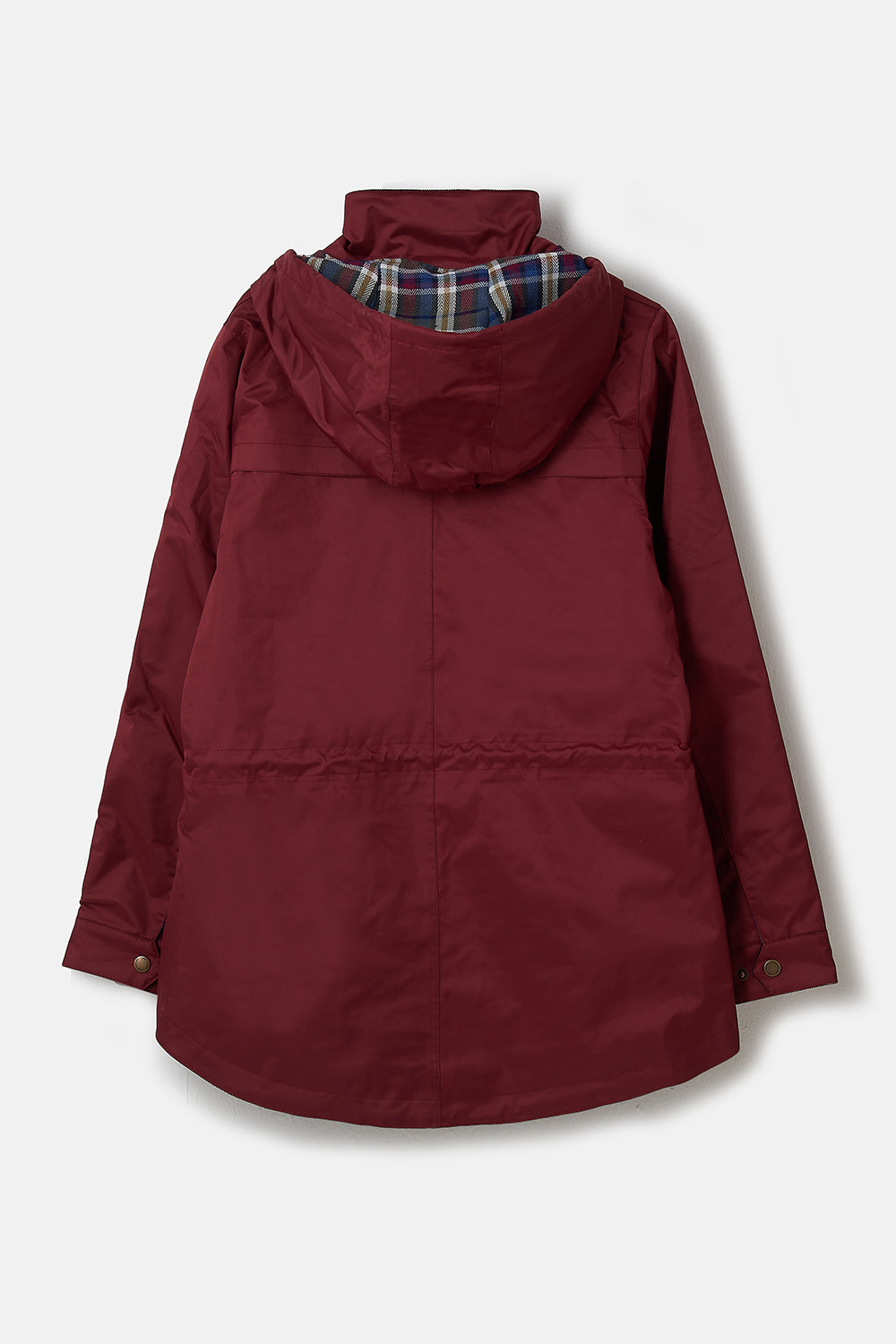 Kendal Raincoat - Berry