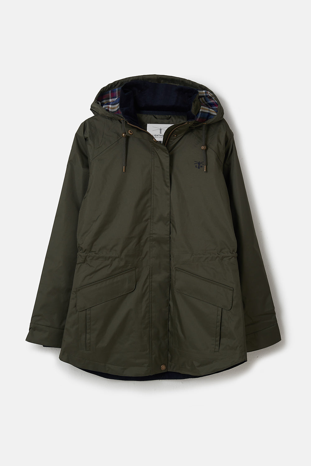 Kendal Raincoat - Forest