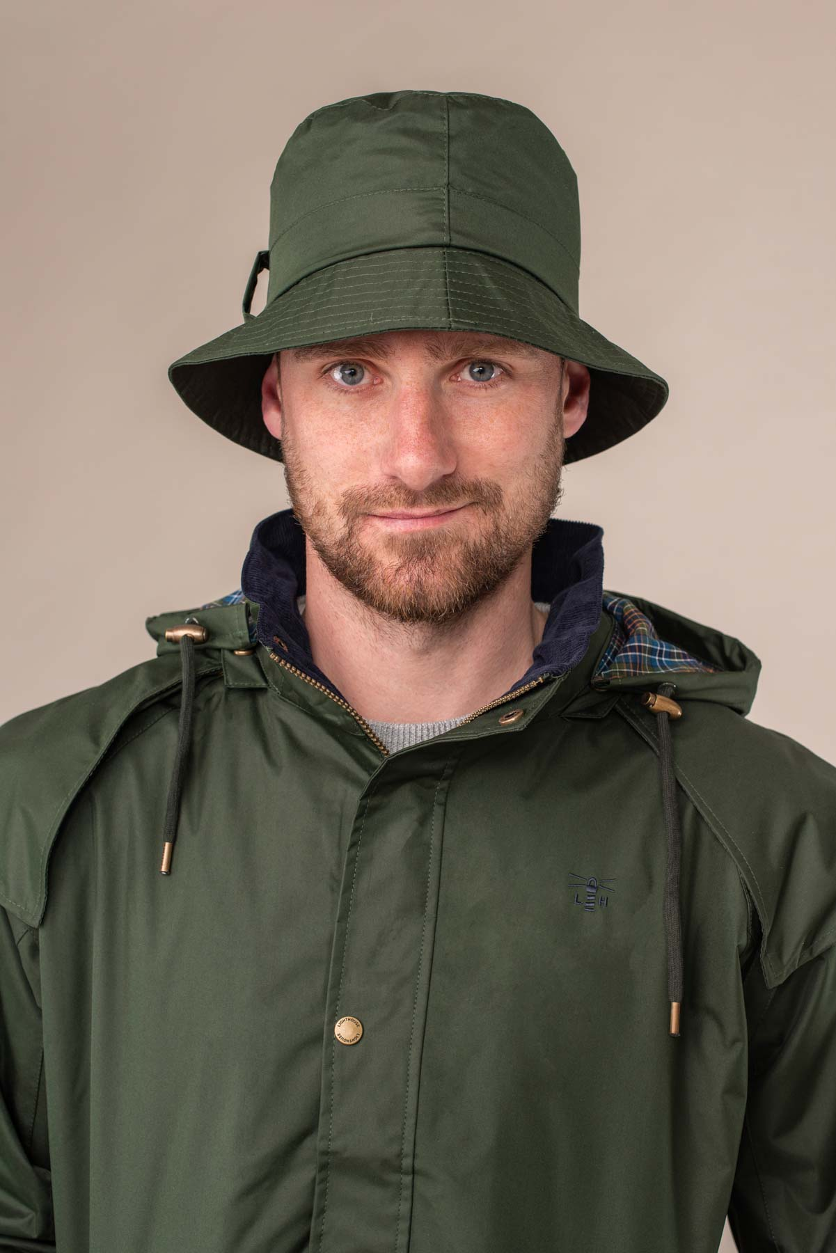 York Men s Waterproof Rain Hat - Duffel  fb65cbf5fff3