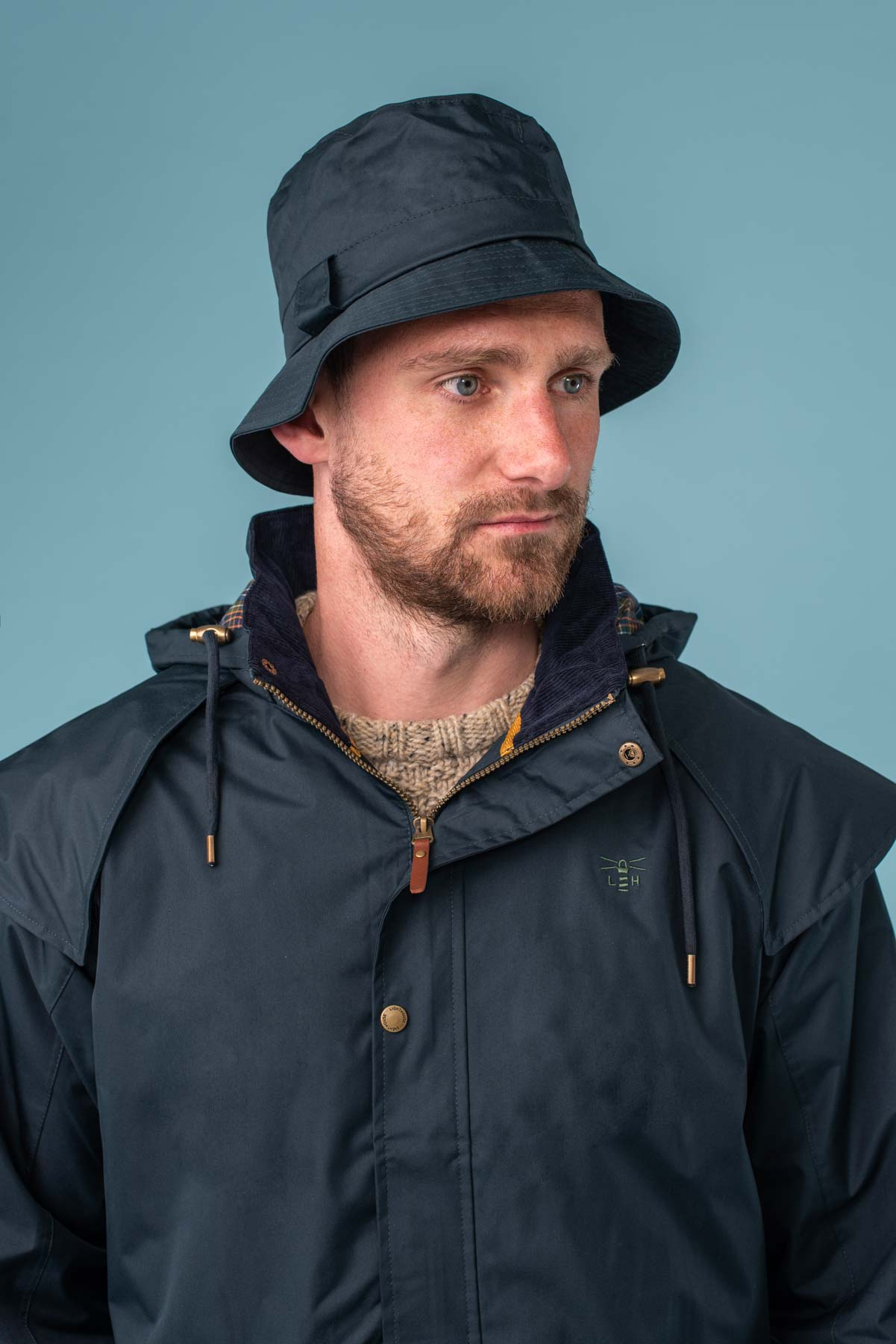 York Rainhat - Navy  5e38c9a6ebce