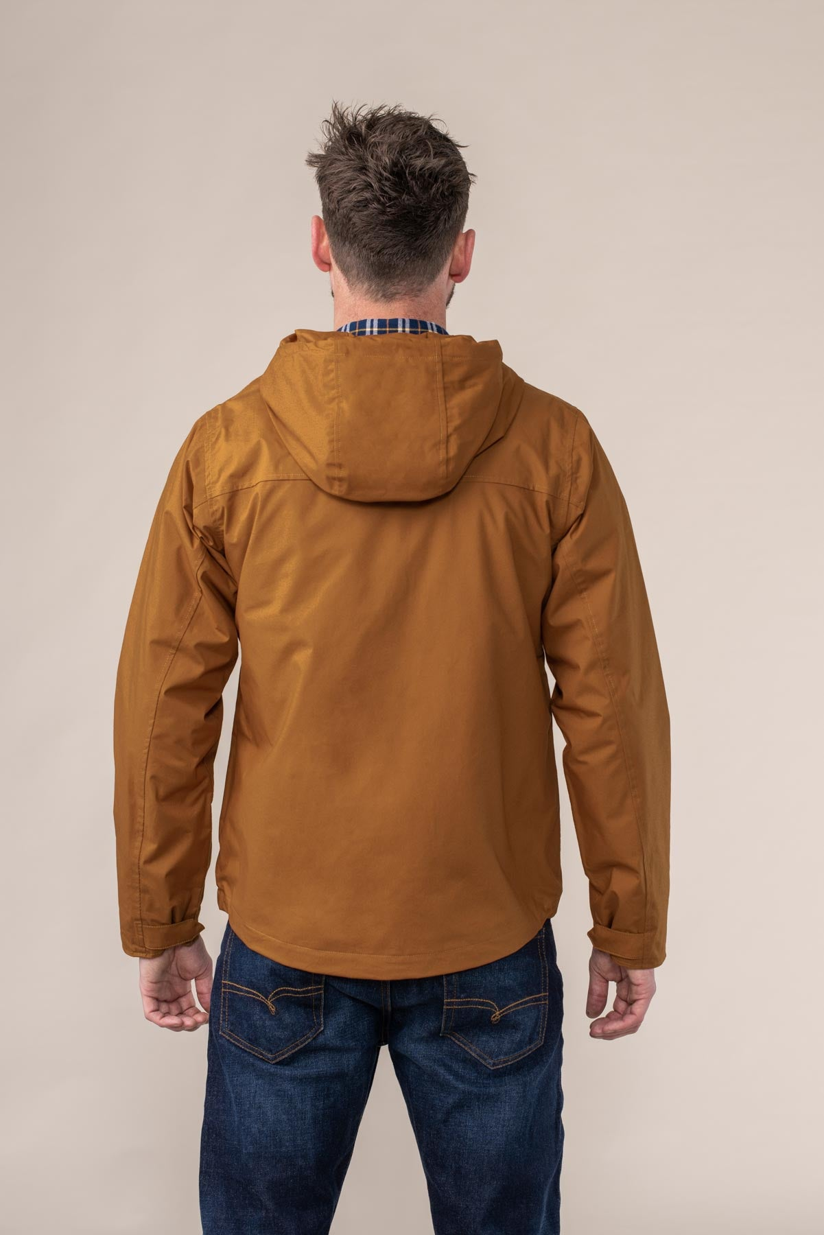 Faroe Coat - Burnt Umber