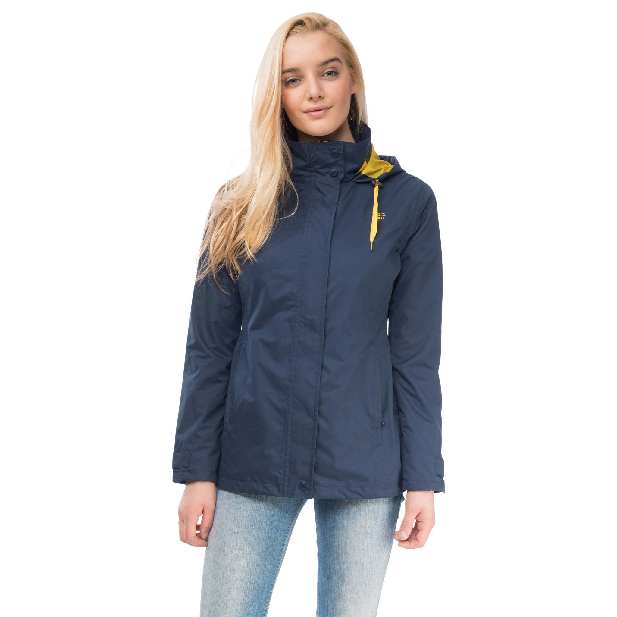 get cheap new styles reliable reputation Beachcomber Waterproof Coat French Navy - Womens Raincoats ...