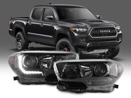 2016+ Toyota Tacoma black out edition
