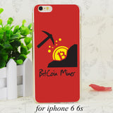 Phone cover - Bitcoin Miner - iPhone