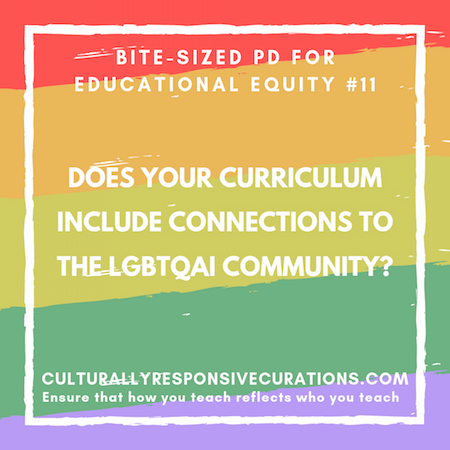 How to Support LGBTQ Students?