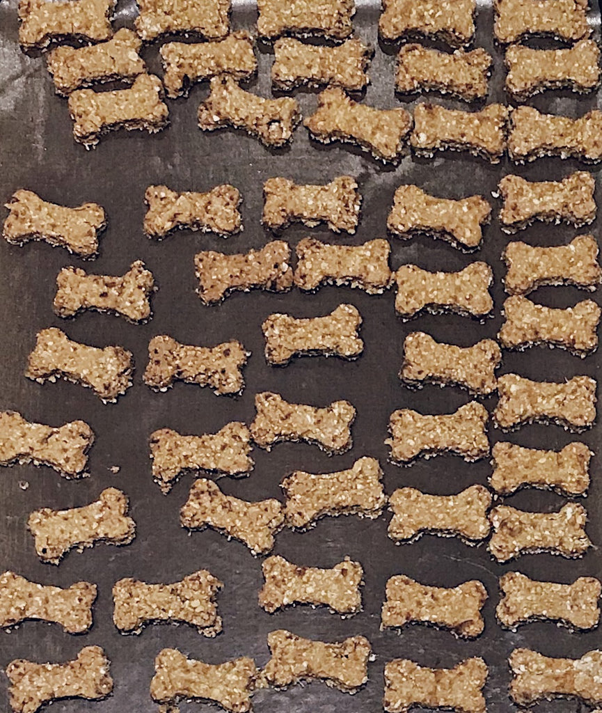 Recipe: Tuna and Carrot Dog Treats