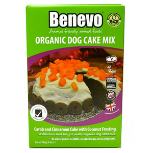 Organic Cake Mix For Dogs