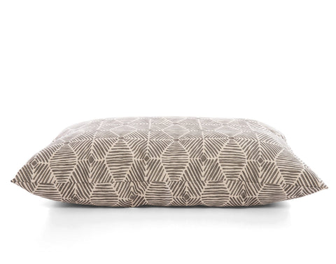 The Foggy Dog Geometric Dog Bed Cover