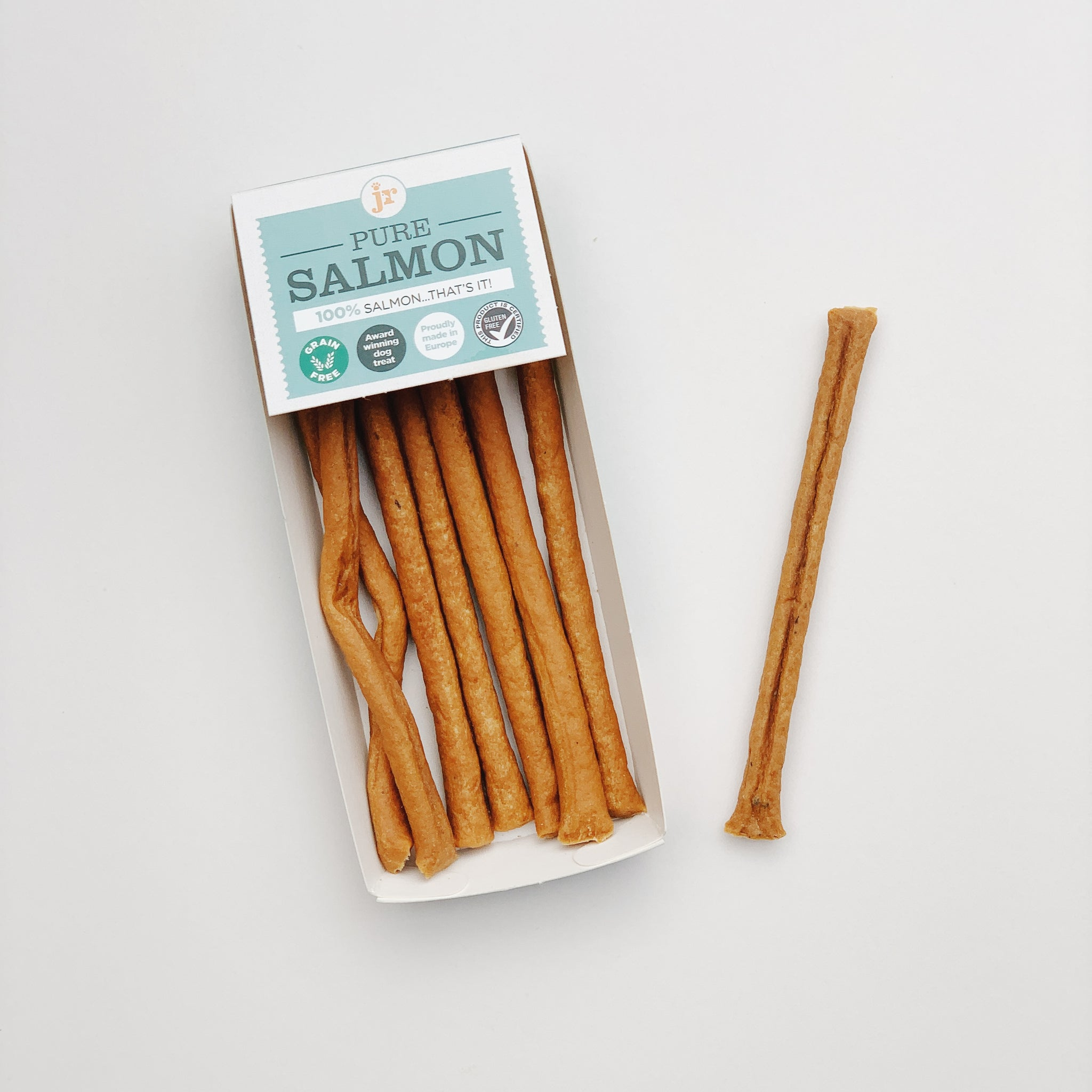 100% Pure Salmon Dog Treat Sticks