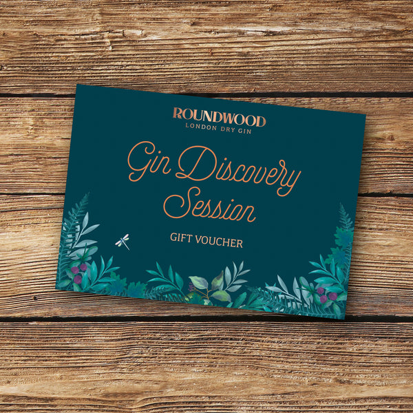 Gin Discovery Session Gift Voucher
