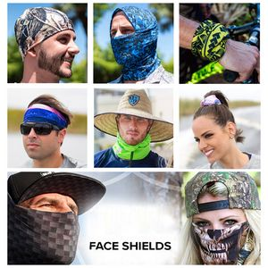 Multifunctional Face Shields