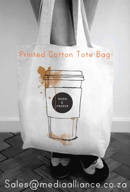 Shopper / Tote bags - the PERFECT Marketing tools!