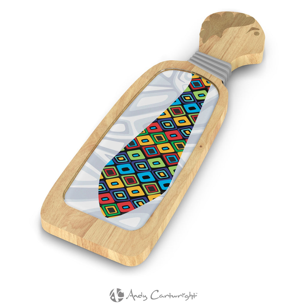 Andy Cartwright Mr. Smarty Pants Serving Board