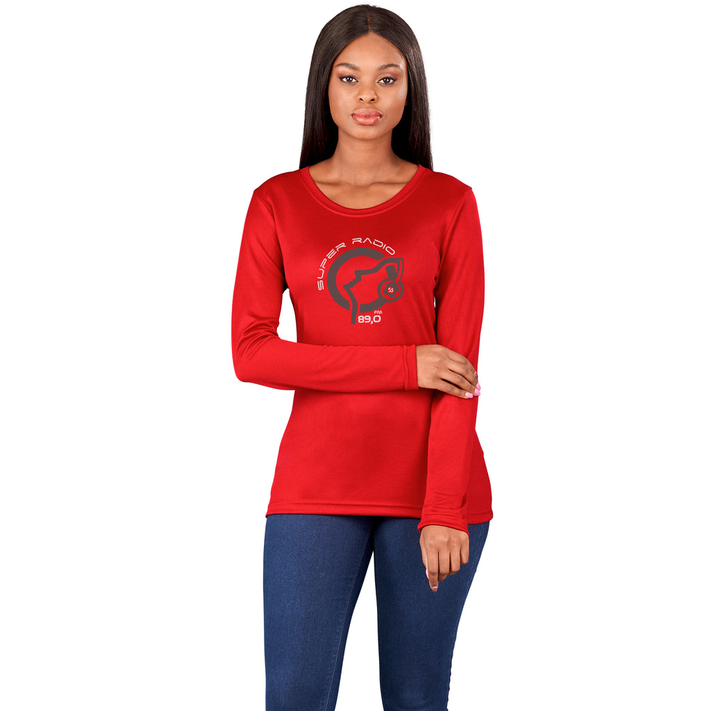 Ladies Long Sleeve All Star T-Shirt