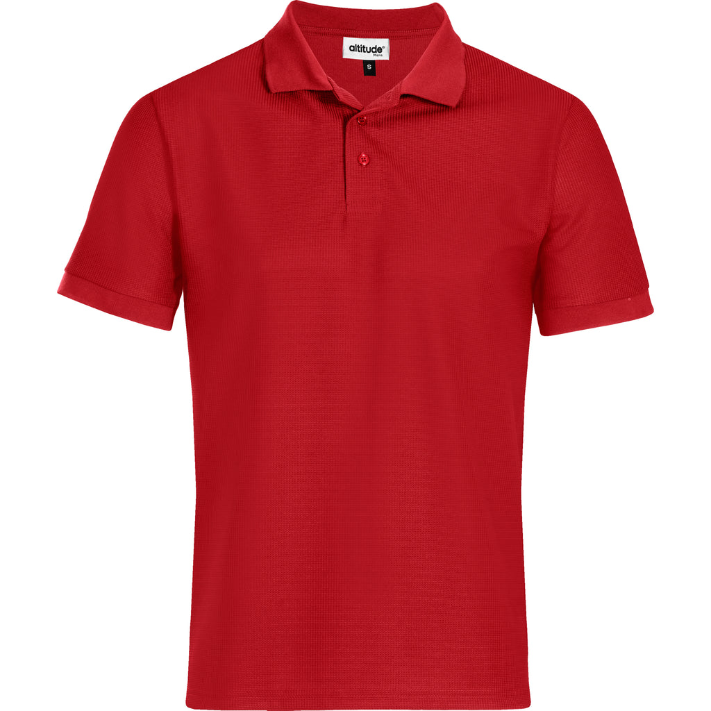 Mens Exhibit Golf Shirt