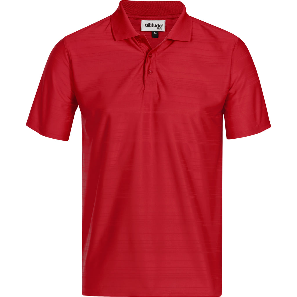 Mens Milan Golf Shirt