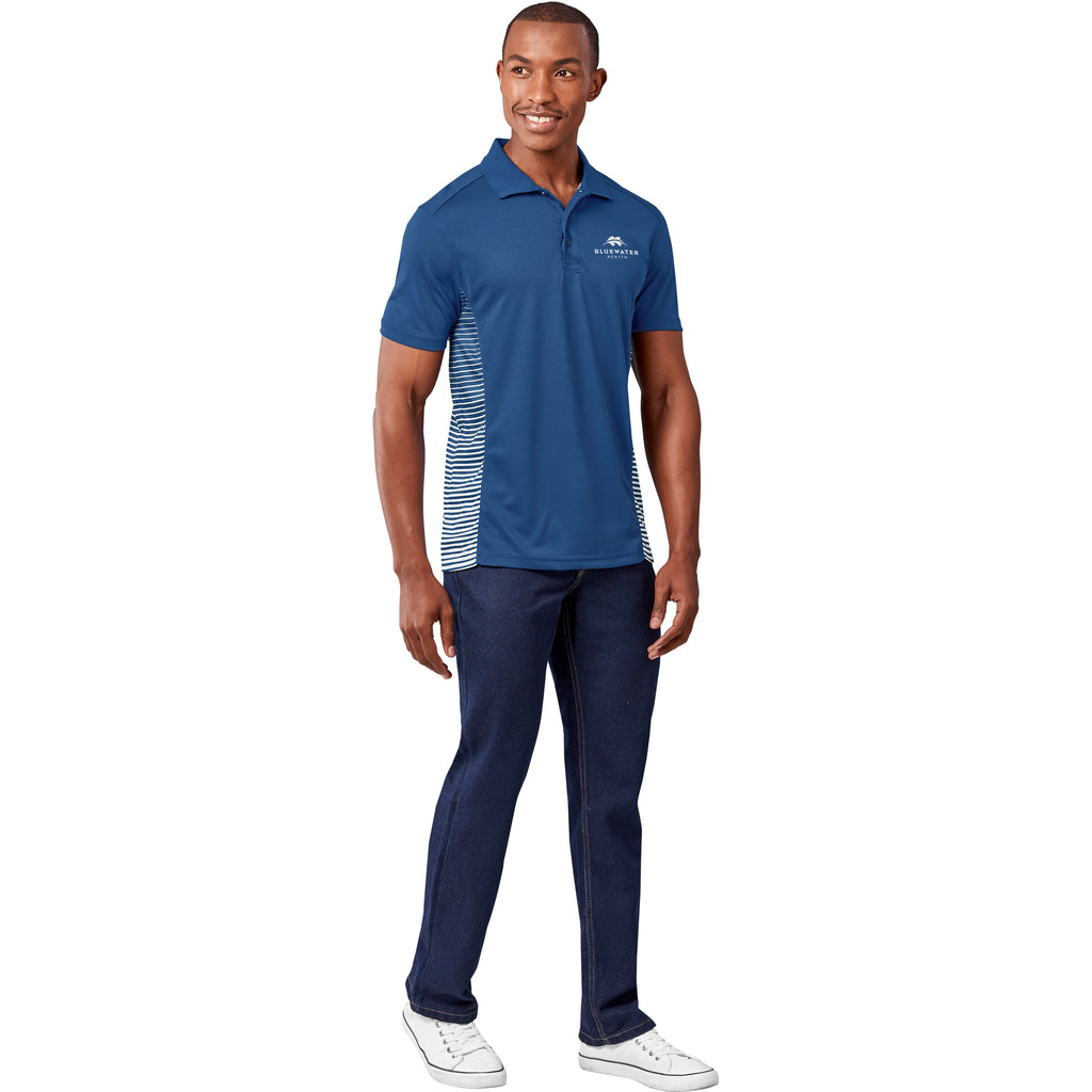 Mens Zeus Golf Shirt